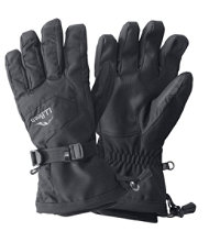 Men's Gore-Tex PrimaLoft Ski Gloves
